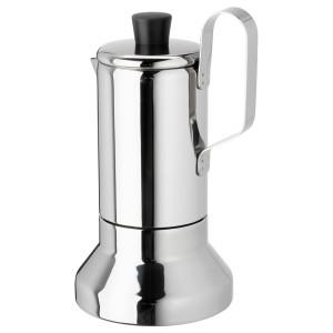 МЕТАЛЛИСК Эспрессо-кофеварка д/варочн панели, нержавеющ сталь
