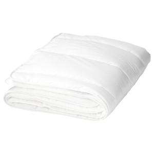 ЛЕН Одеяло в детскую кроватку, белый