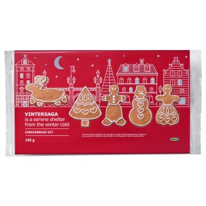 VINTERSAGA Имбирное печенье