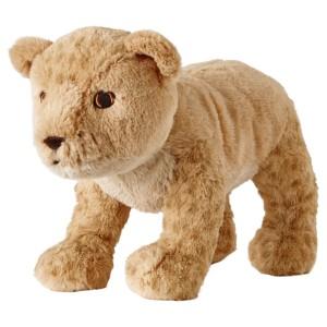 ДЬЮНГЕЛЬСКОГ Мягкая игрушка, львенок