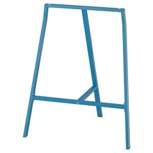 ЛЕРБЕРГ Опора для стола, синий