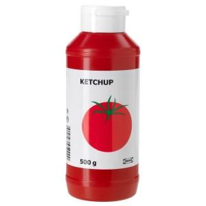 KETCHUP Томатный кетчуп, 0.5кг