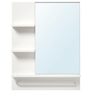 ЛИЛЛОНГЕН Зеркало, белый