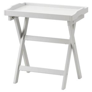 МАРЮД Стол сервировочный, серый