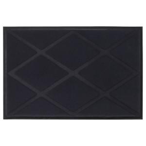 ОКСБИ Придверный коврик, серый