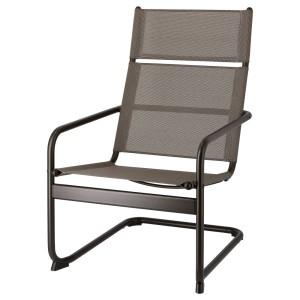 ХУСАРЭ Садовое кресло, темно-серый