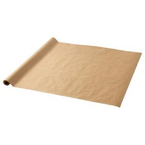 ГИВАНДЕ Рулон оберточной бумаги, естественный, 8м
