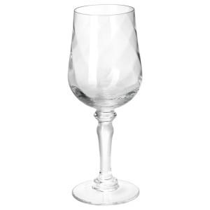КОНУНГСЛИГ Бокал для вина, прозрачное стекло