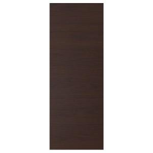 АСКЕРСУНД Накладная панель, темно-коричневый под ясень