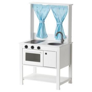 СПАЙСИГ Детская кухня с гардинами