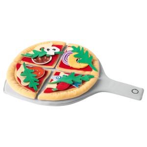 ДУКТИГ Пицца, набор 24 предм., пицца, разноцветный