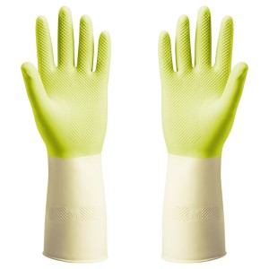 ПОТКЕС Резиновые перчатки, зеленый