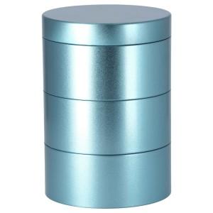 ЛАНКМОЙ Декоративная коробка, синий