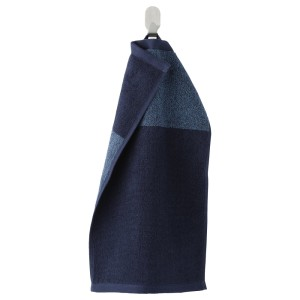 ХИМЛЕОН Полотенце, темно-синий, меланж