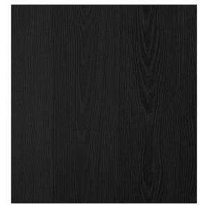 ТИММЕРВИКЕН Дверь, черный
