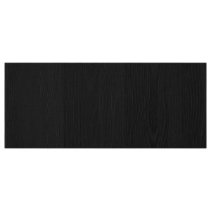ТИММЕРВИКЕН Фронтальная панель ящика, черный