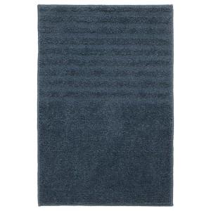 ВИННФАР Коврик для ванной, темно-синий