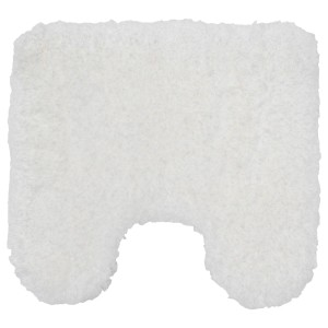 АЛЬМТЬЕРН Коврик в туалет, белый
