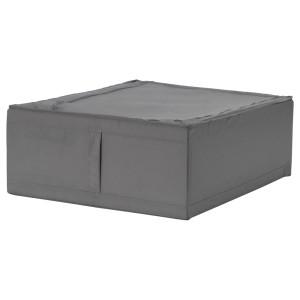 СКУББ Сумка для хранения, темно-серый