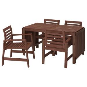 ЭПЛАРО Стол+4 кресла, д/сада