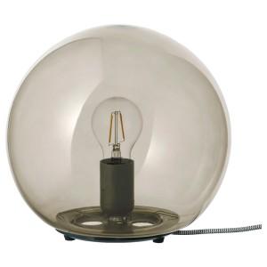 ФАДУ Лампа настольная, серый
