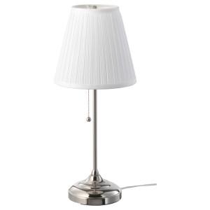 ОРСТИД Лампа настольная