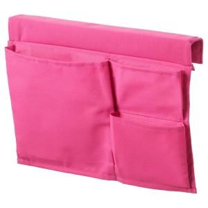 СТИККАТ Карман д/кровати, розовый