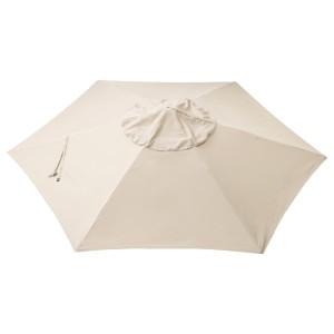 ЛИНДЭЙА Купол зонта от солнца, бежевый
