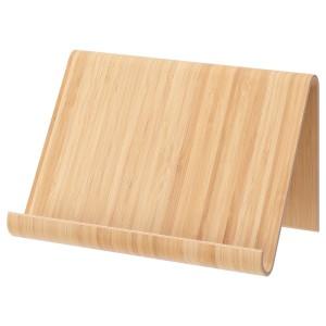 ВИВАЛЛА Подставка для планшета, бамбуковый шпон