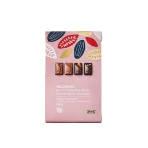 BELÖNING Шоколад ассорти, 0.24кг