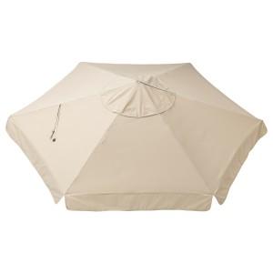 ВОРХОЛЬМЕН Купол зонта от солнца, бежевый
