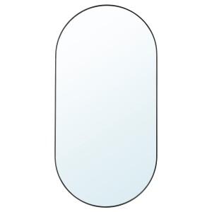 ЛИНДБЮН Зеркало, черный