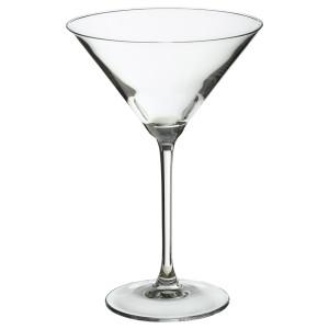 СТОРСИНТ Бокал для мартини, прозрачное стекло