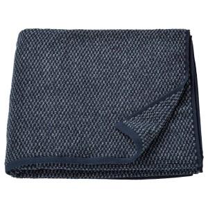 СКУТТРАН Банное полотенце, темно-синий, меланж