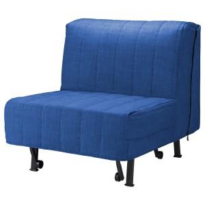 ЛИКСЕЛЕ Кресло-кровать, Шифтебу синий