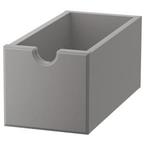 ТОРНВИКЕН Ящик, серый