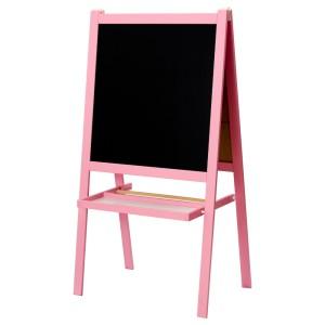 МОЛА Доска-мольберт, розовый