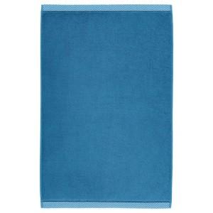 ВИКФЬЕРД Коврик для ванной, синий