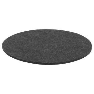 ОДДБЬЁРГ Подушка на стул, серый
