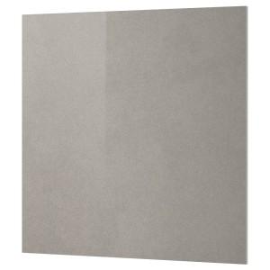 РОХУЛЬТ Настенная панель под заказ, серый под камень, кварц, 1м²