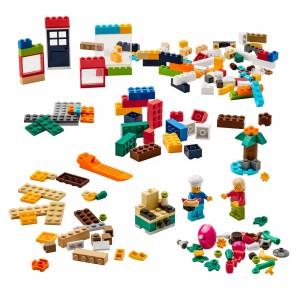 БЮГГЛЕК Набор LEGO®, 201 деталь, разные цвета