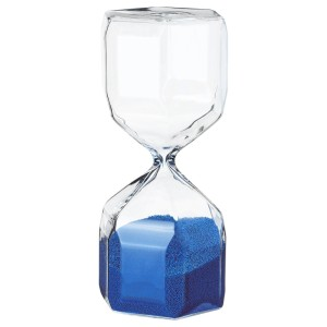 ТИЛЛСЮН Декоративные песочные часы