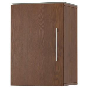 ГОДМОРГОН Навесной шкаф с 1 дверцей, под коричневый мореный ясень