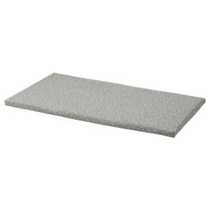БЭНККАМРАТ Подушка на скамью, орнамент «точки»