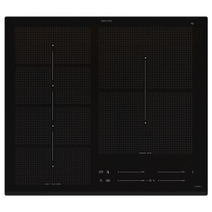 ХОГКЛАССИГ Индукц варочн панель, ИКЕА 700 черный