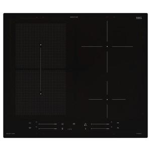 СМАКЛИГ Индукц варочн панель, ИКЕА 500 черный