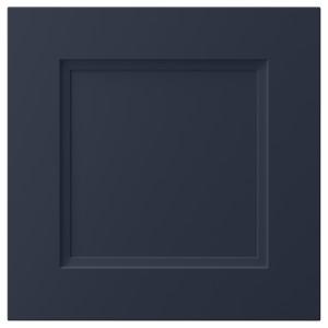АКСТАД Фронтальная панель ящика, матовая поверхность синий