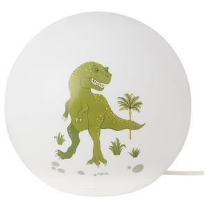ЭНГАРНА Настольная лампа, светодиодная, динозавр