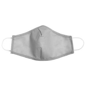 ВЕТСКАП Защитная маска, многоразовая, светло-серый, 2шт