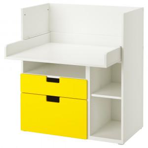 СТУВА Стол с 2 ящиками